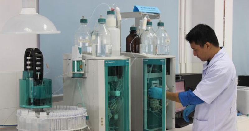Kết quả đề tài nghiên cứu khoa học cấp cơ sở 2012: Nghiên cứu ứng dụng phương pháp sắc ký khí...