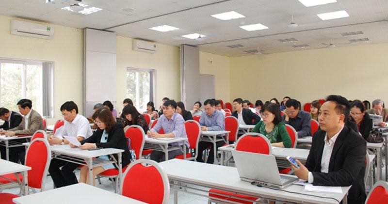 Lớp tập huấn Huấn luyện An toàn lao động  vệ sinh lao động trong các cơ sở y tế, hưởng ứng tuần...