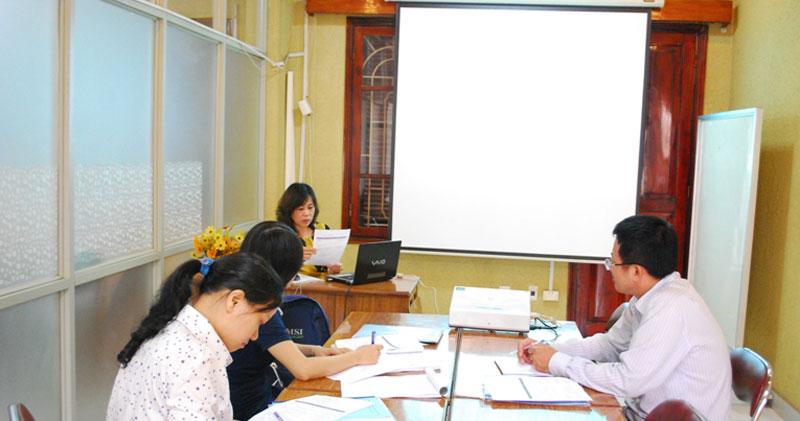 Tổ chức lớp tập huấn Bệnh Nghề Nghiệp cho các cán bộ thuộc Bộ Lao động - Thương binh và Xã hội