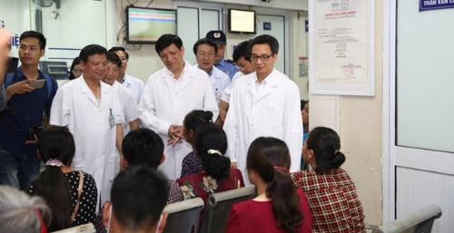 Người Hà Nội bị sốt xuất huyết nhiều nhất cả nước