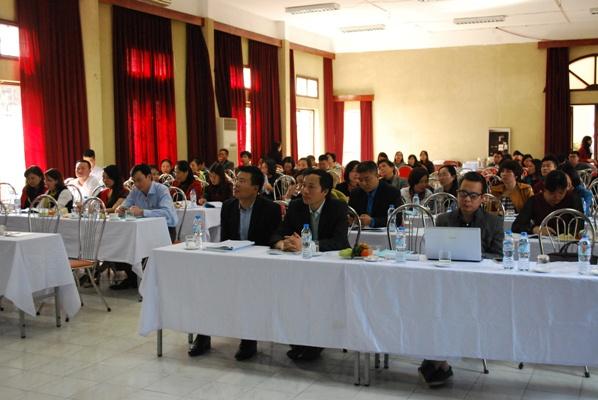 Hội thảo về thực hiện chế độ chính sách liên quan đến sức khỏe khỏe nghề nghiệp tại các cơ sở y...