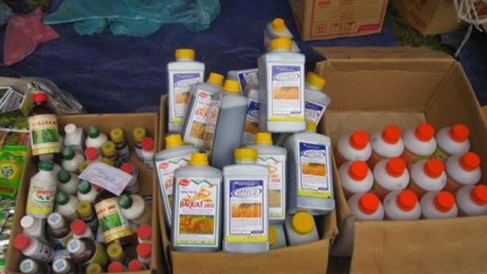 8 tháng, Việt Nam chi gần 300 triệu USD nhập thuốc trừ sâu Trung Quốc