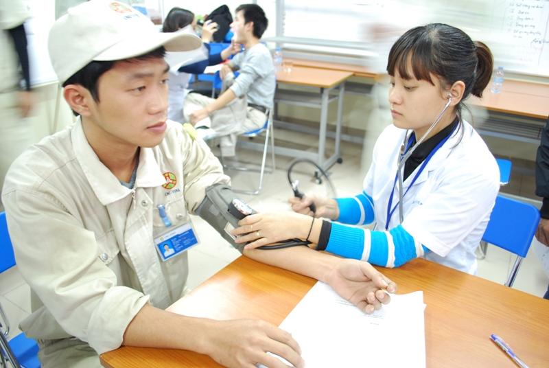 Vẫn thiếu cơ sở khám bệnh nghề nghiệp trên toàn quốc