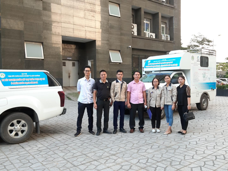 Khắc phục sự cố cung cấp nước sạch tại Nhà máy nước sạch sông Đà